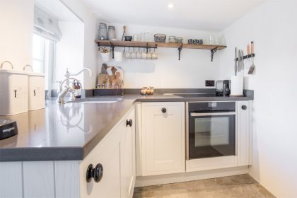 New Forest Luxury Cottage - Kitchen