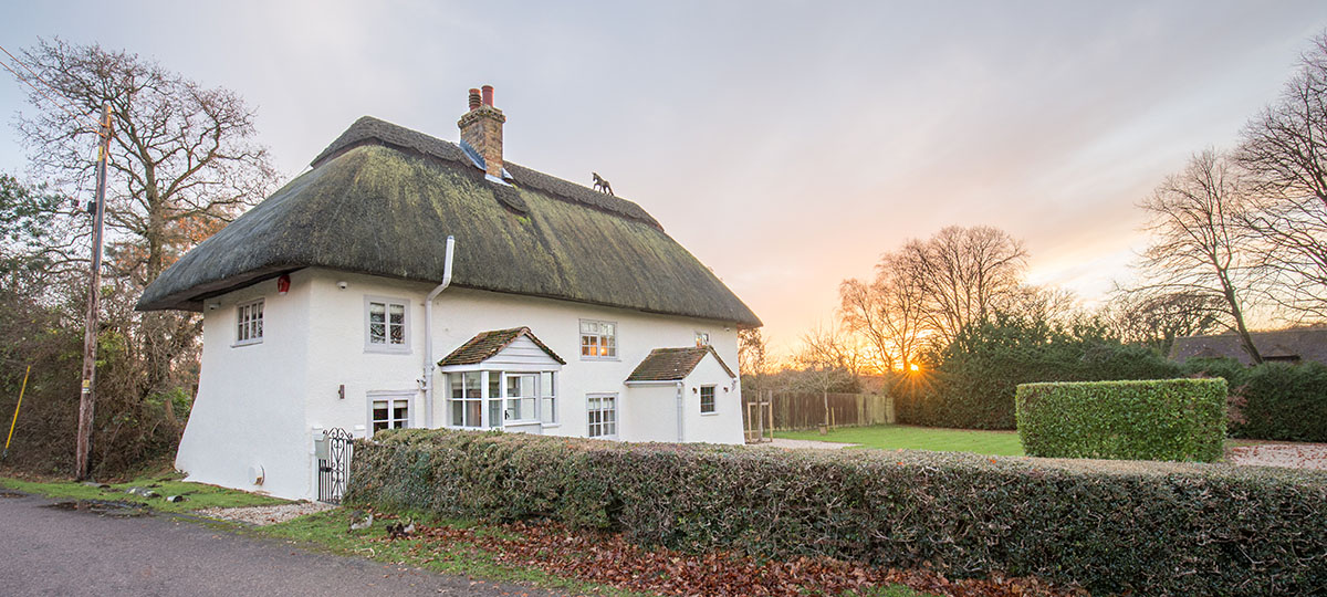 Raycasaliving - New Forest Luxury Cottage