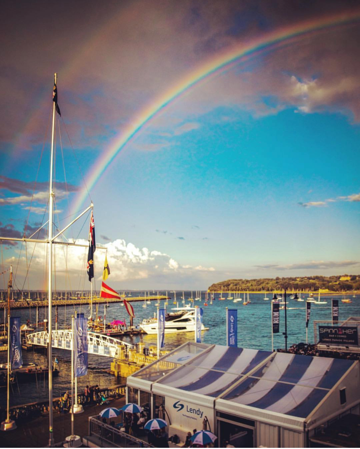 Cowes week on the Isle of Wight – Where To Stay